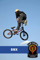 BMX and XC Extreme Cycles from Sam Taylors